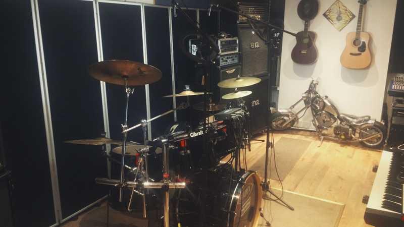 Recording/Rehearsal studio
