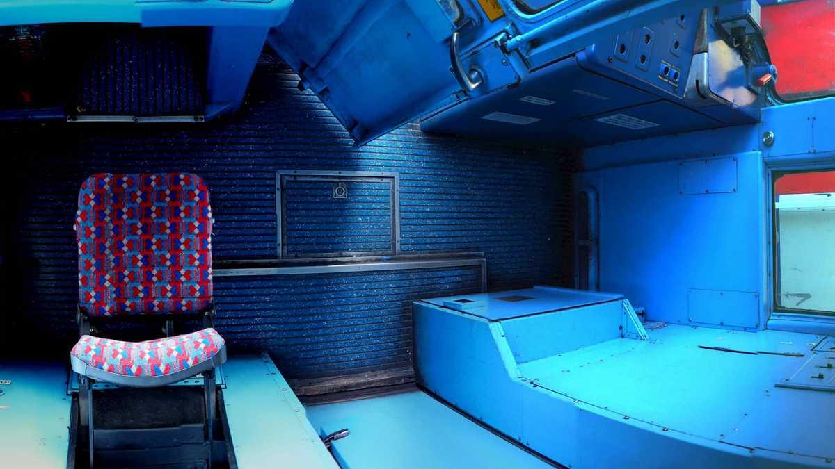 WPHM: Victoria Line Cab