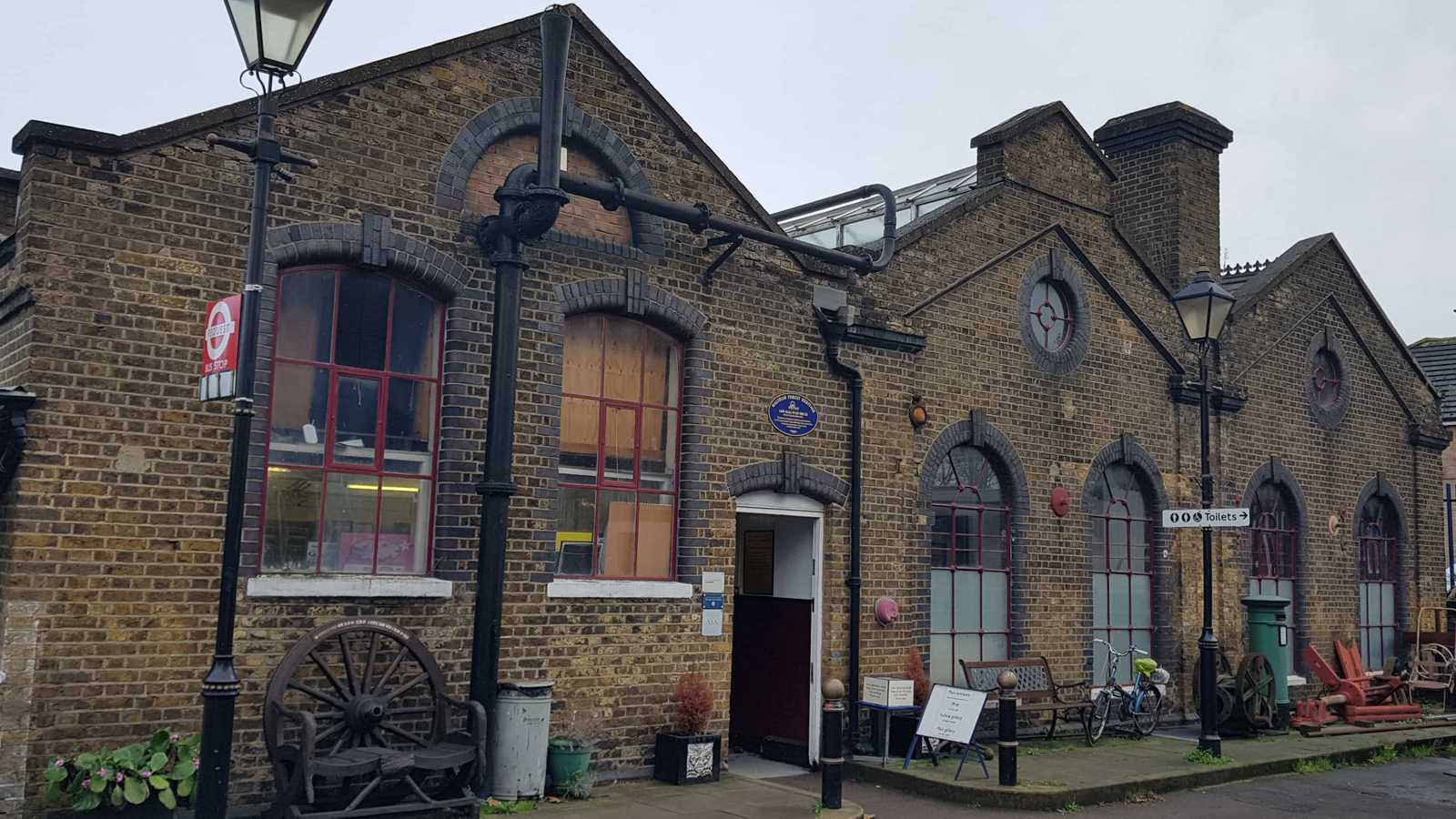WPHM: Victorian Pump House