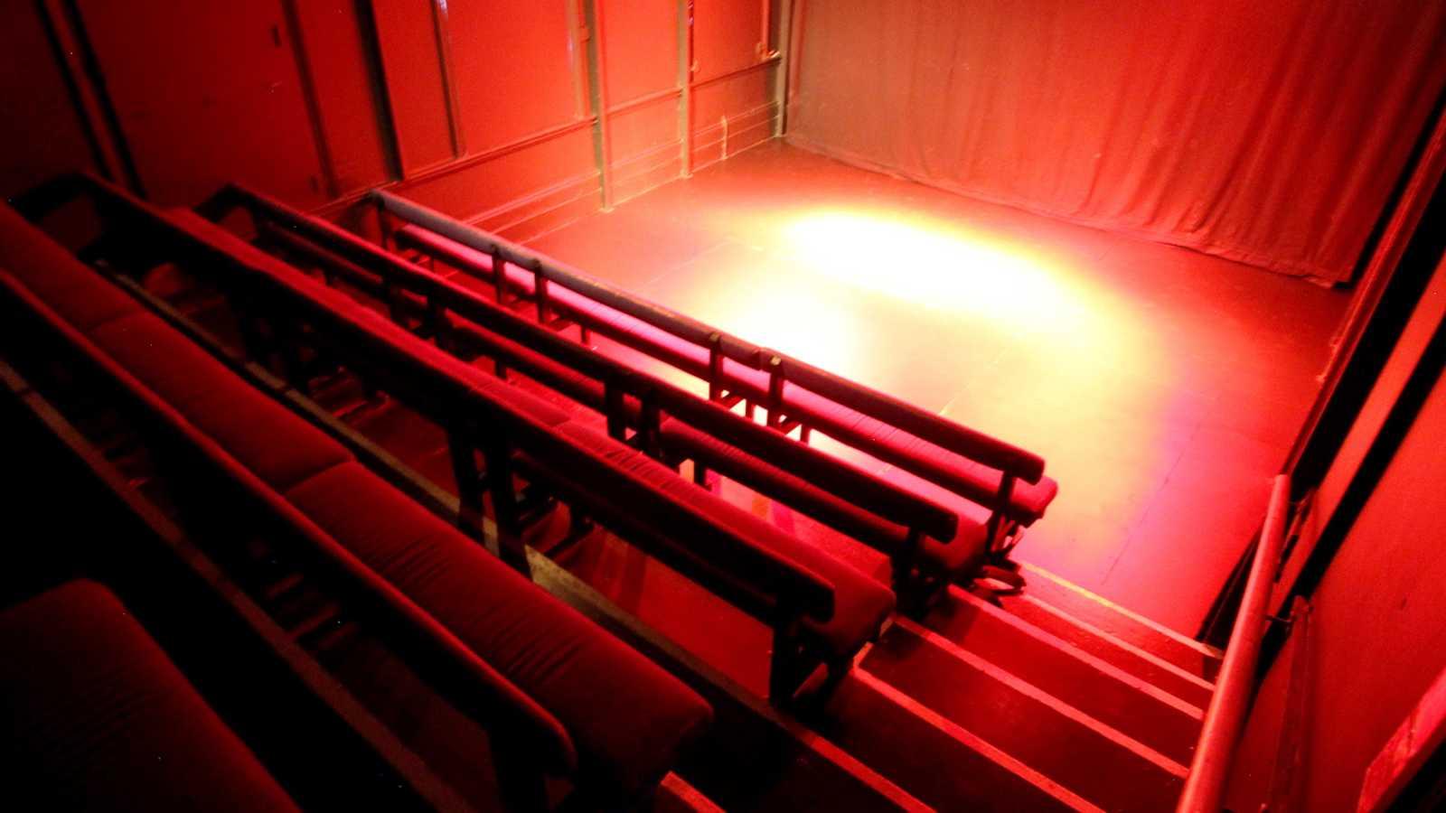 Etcetera Theatre - Rehearsals, filming, workshop.