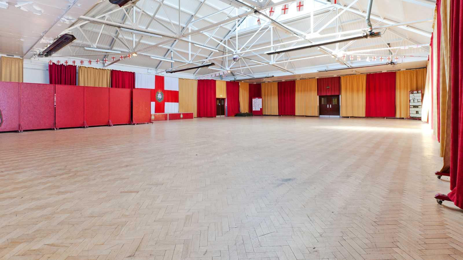 Drill Hall