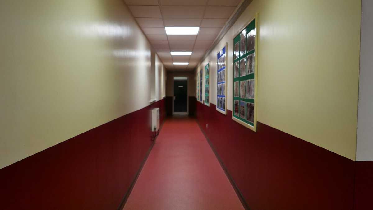 Corridors and stairs