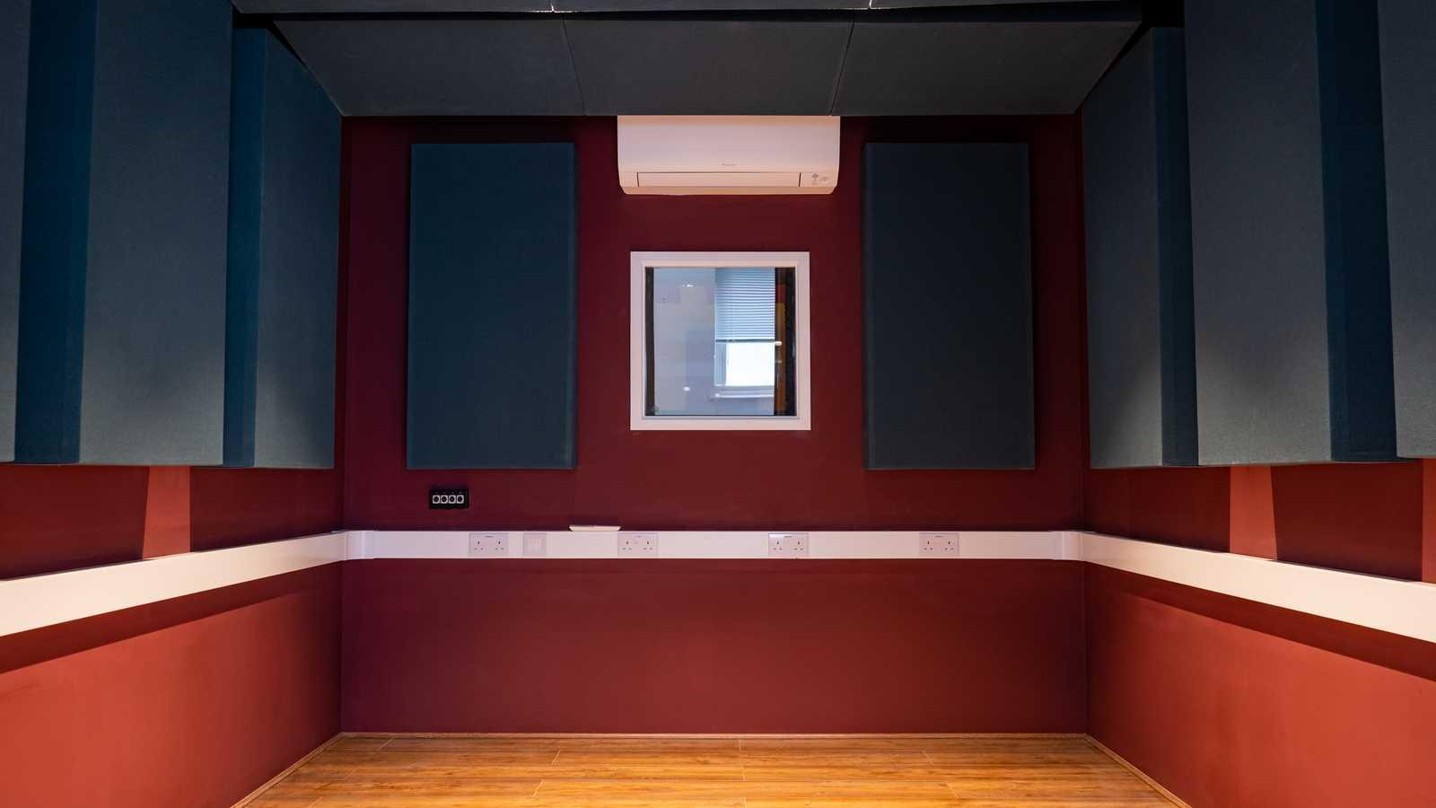 9M Studios Control Room