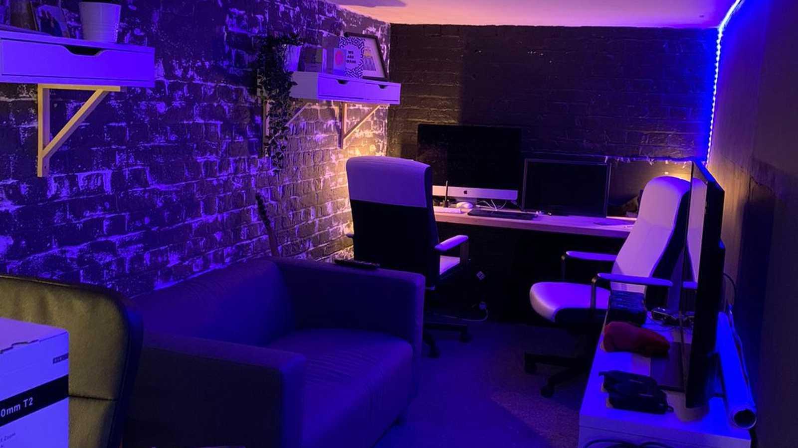 Crixus Office Three