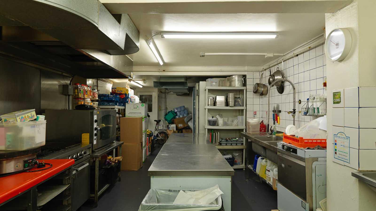 Creperie Kitchen