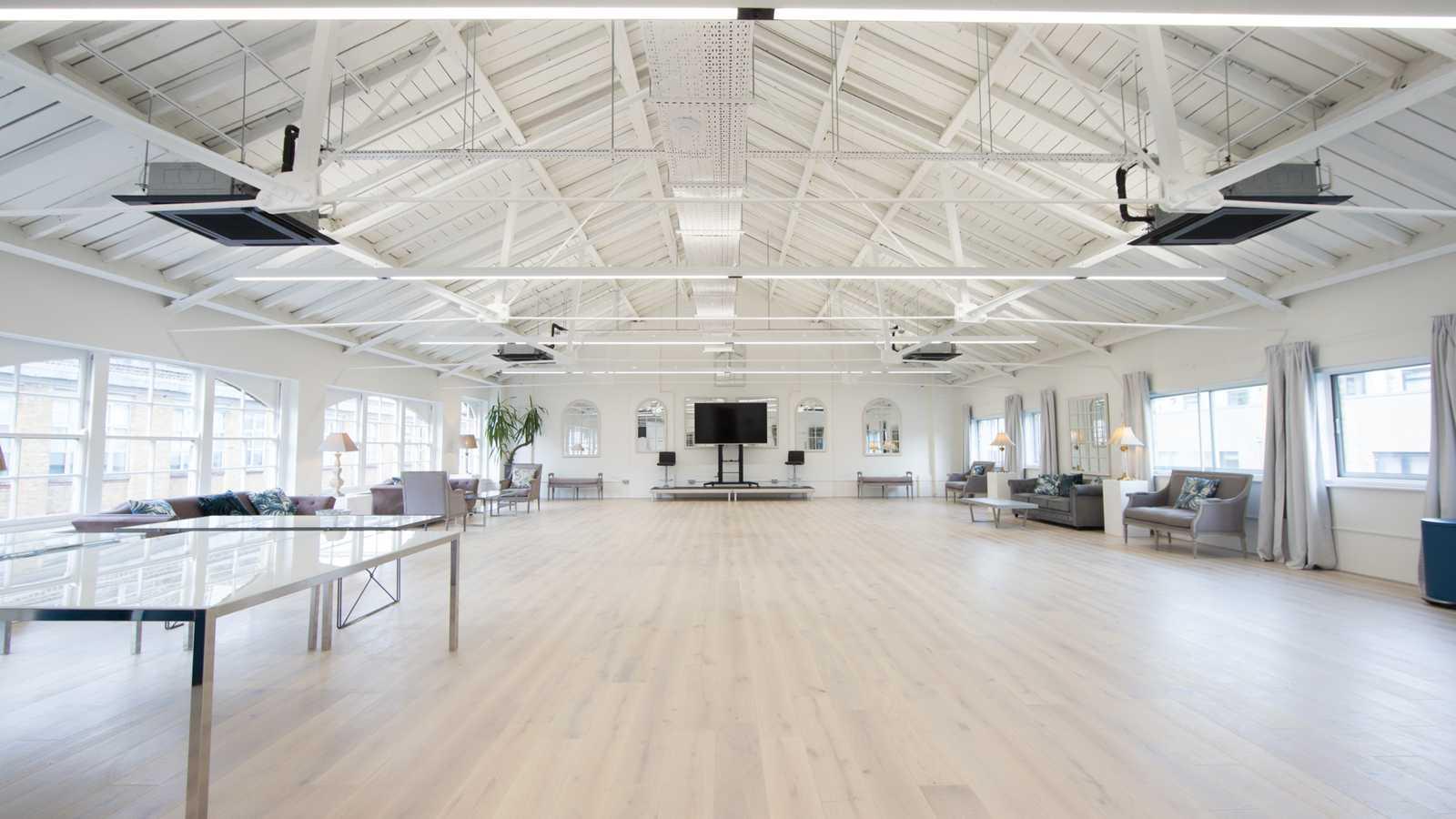 The New White Loft