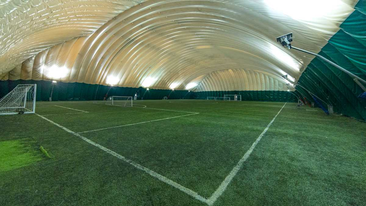 Dome Football Pitch