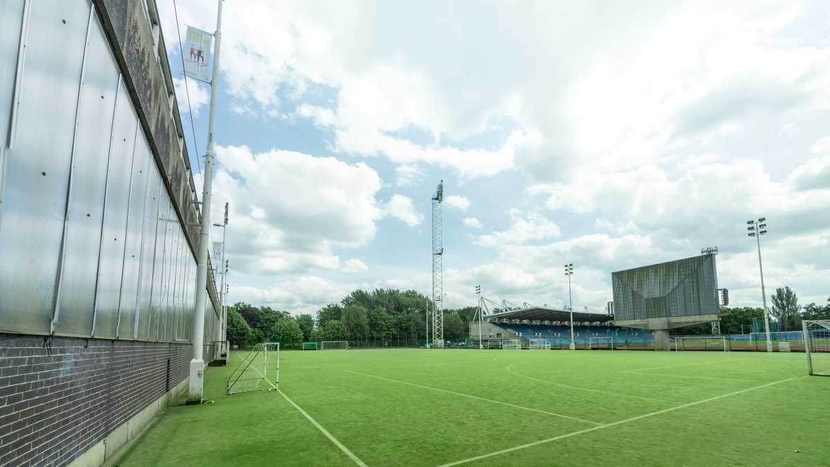 Outdoor football pitch 2