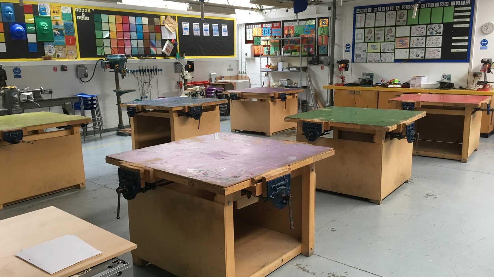 Workshop classroom 1