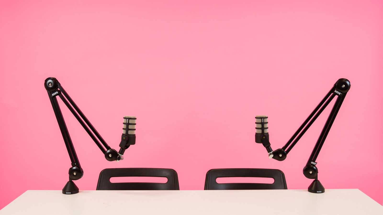 Podcast Studio (Colours)