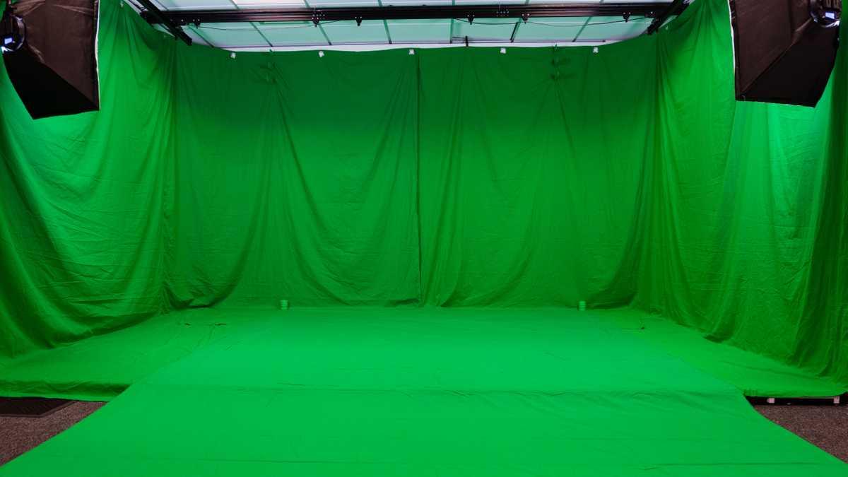 Photo/Film Studio (Green)