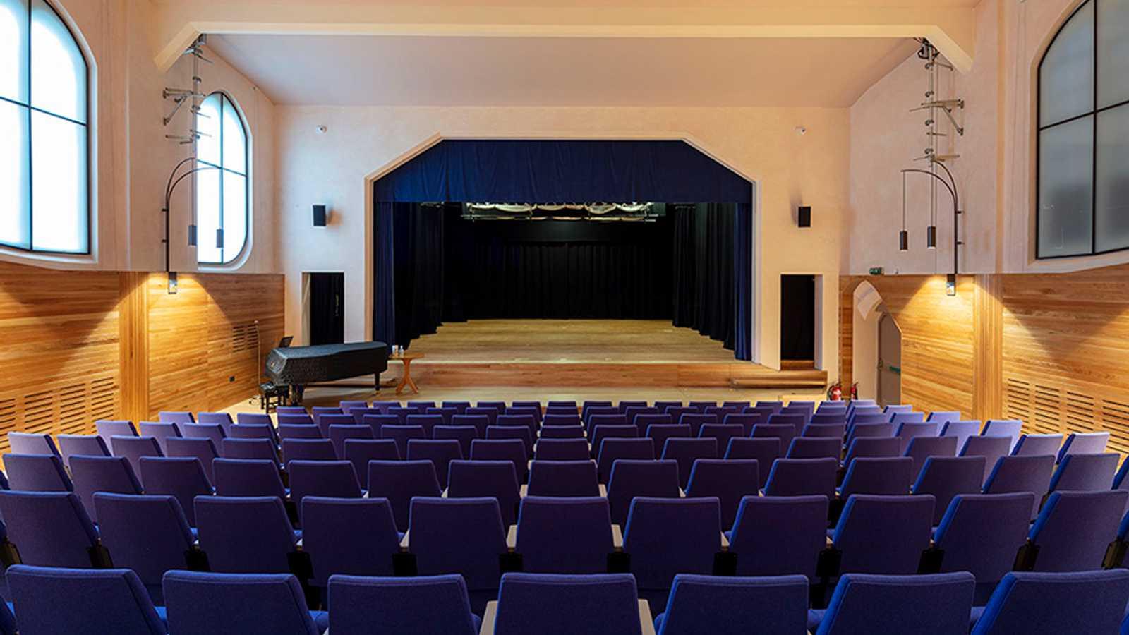 The Steiner Theatre