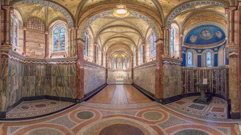 Exquisite chapel