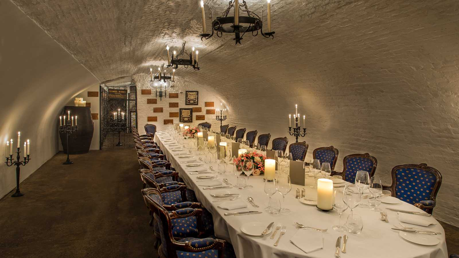 The Wine Cellars