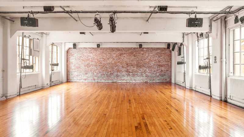 Chisenhale Dance Space: Performance Studio