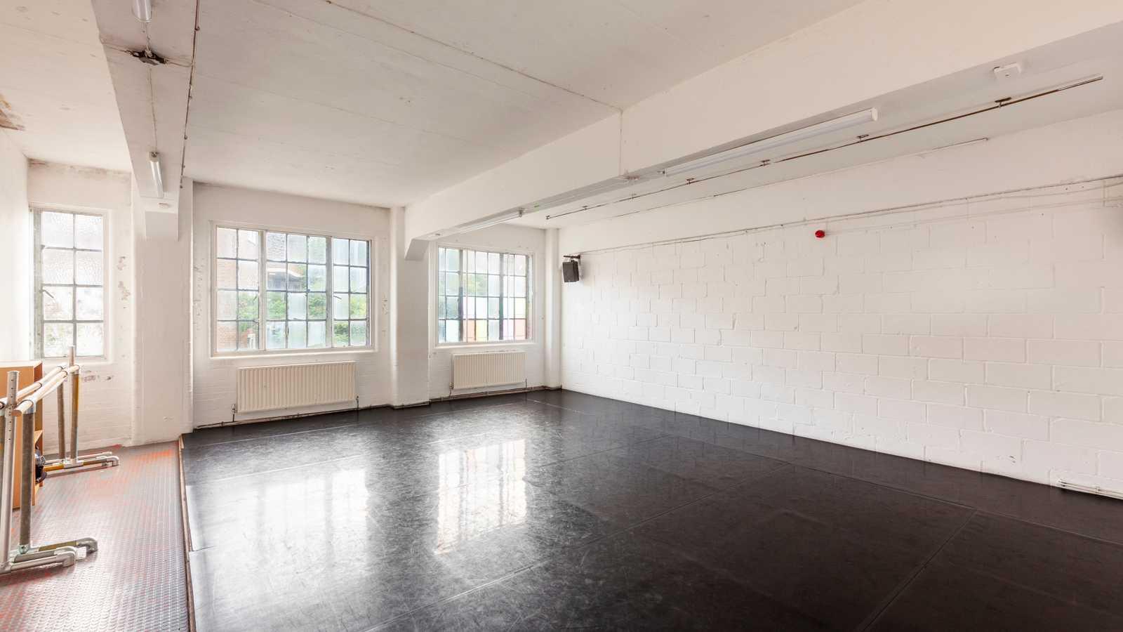 Chisenhale Dance Space: Rehearsal Studio