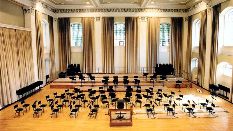 Beautiful rehearsal & recording venue
