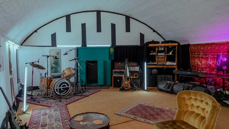 Creative space for recording, film and studio hire